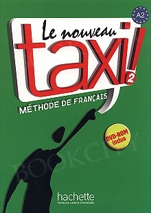 Le Nouveau Taxi 2 podręcznik