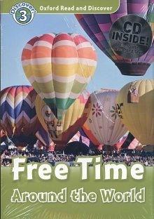 Free Time Around the World Book with Audio CD Pack