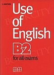 Use of English B2 Student's Book