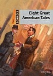 Eight Great American Tales Book with MultiROM