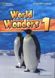 World Wonders 1 Student's Book + CD Audio