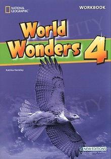World Wonders 4 ćwiczenia