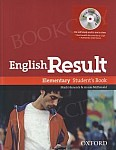 English Result Elementary Student's Book with DVD Pack