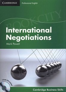 International Negotiations Student's Book with Audio CD