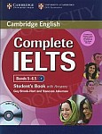 Complete IELTS Bands 5-6.5 Student's Pack (Student's Book with Answers & CD-ROM & Class Audio CDs (2))