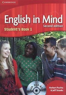 English in Mind (2nd Edition) Level 1 podręcznik