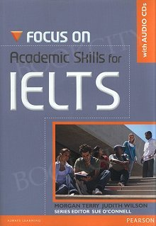Focus on IELTS New Edition Academic Skills Book + Audio CD