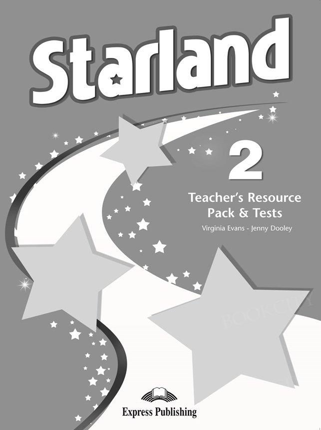 Starland 2 Teacher's Resource Pack(TB + CD)