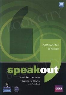 Speakout Pre-Intermediate B1 podręcznik