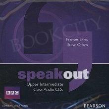 Speakout Upper-Intermediate B2 Class Audio CD