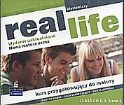 Real Life Elementary - wydanie uaktualnione Class Audio CD