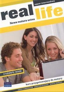 Real Life Upper-Intermediate - wydanie uaktualnione podręcznik