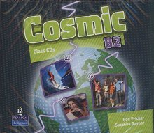 Cosmic B2 Class Audio CD
