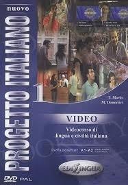 Nuovo Progetto Italiano 1 DVD
