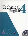 Technical English 4 (Upper Intermediate) książka nauczyciela