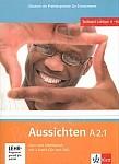 Aussichten A2 Podręcznik + ćwiczenia + 2CD + DVD A2.1