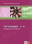 DaF kompakt A1-B1 Übungsbuch mit 2 Audio-CDs A1-B1