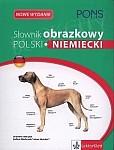 Słownik obrazkowy POLSKI * NIEMIECKI (wydanie 2013)
