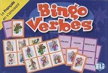 Bingo verbes Gra językowa z polską instrukcją i suplementem