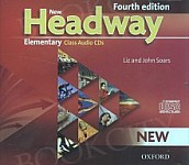 New Headway Elementary (4th Edition) Class Audio CDs