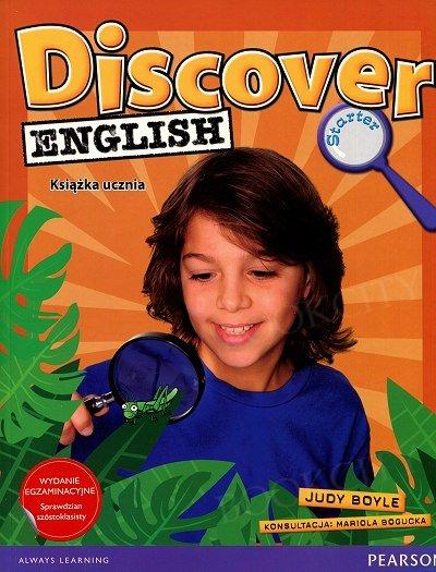 Discover English Starter podręcznik