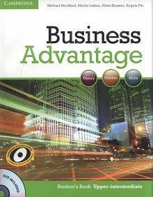 Business Advantage Upper Intermediate Student's Book + DVD