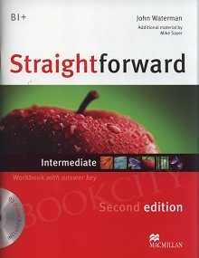 Straightforward 2nd ed. Intermediate Workbook (with key)