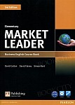 Market Leader 3rd Edition Elementary Coursebook with DVD-ROM (bez kodu)