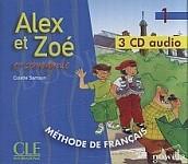 Alex et Zoé et compagnie 1 A1.1 3 CD classe