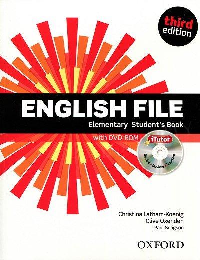 English File Elementary (3rd Edition) (2012) podręcznik