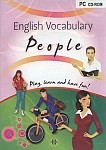English Vocabulary People CD-ROM