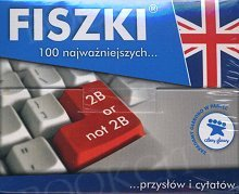 Przysłowia i cytaty Fiszki + mp3 online