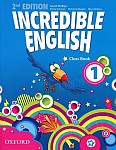 Incredible English 1 (2nd edition) Class Book