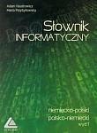 Słownik informatyczny niemiecko-polski polsko-niemiecki