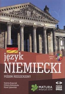 Język niemiecki Matura 2014 poziom rozszerzony z płytą CD Podręcznik + CD MP3