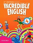 Incredible English 4 (2nd edition) Class Book
