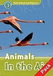 Animals In The Air Book