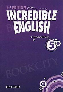 Incredible English 5 (2nd edition) książka nauczyciela