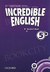Incredible English 5 (2nd edition) książka nauczyciela