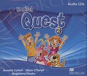 English Quest 2 (reforma 2017) Class CD