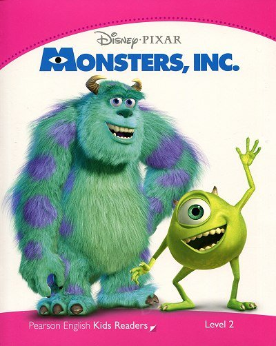 Monsters Inc Poziom 2 (400 słów)