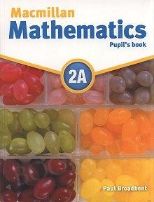Macmillan Mathematics 2 Książka ucznia 2A + eBook
