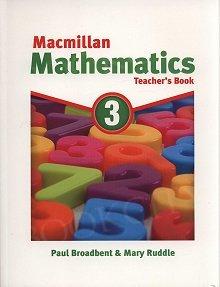 Macmillan Mathematics 3 Książka nauczyciela