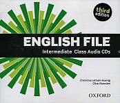 English File Intermediate (3rd Edition) (2013) Class Audio CDs
