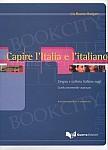 Capire l'italia e l'italiano intermedio-avanzado podręcznik