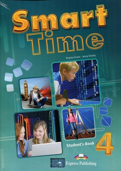 Smart Time 4 Student's Pack (Student's Book + interaktywny ebook)