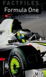 Formula One Book with Audio CD