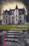 Mystery of Manor Hall Book and CD