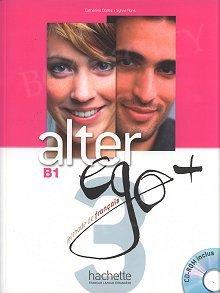 Alter Ego+ 3 Podręcznik + CD-Rom