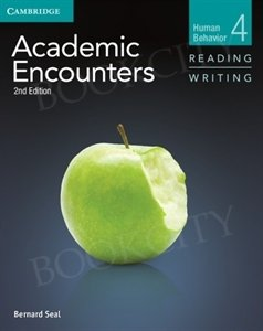Academic Encounters 2nd edition Reading Student's Book